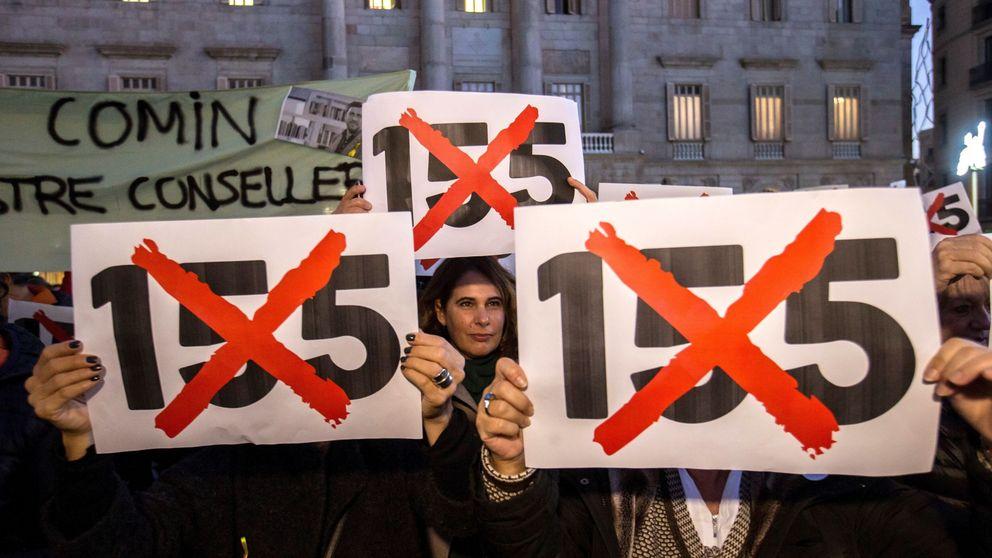 Cascada de recursos de cargos de la Generalitat contra su despido con el 155
