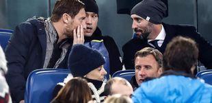 Post de Monchi, de temblarle las piernas con Totti, a entender tantos chistes sobre él