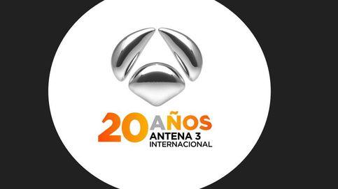 Antena 3 Internacional celebra 20 años de emisiones