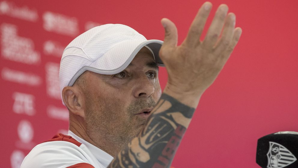 Adiós a Jorge Sampaoli: Sevilla y AFA alcanzan un principio de acuerdo