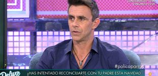 Post de Alonso Caparrós le declara la guerra a su familia en el 'Deluxe':