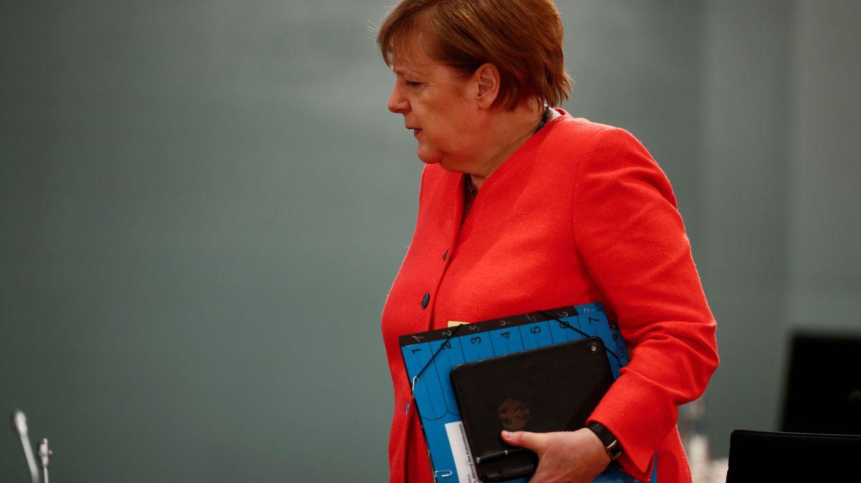 Merkel respalda la candidatura de Nadia Calviño para presidir el Eurogrupo