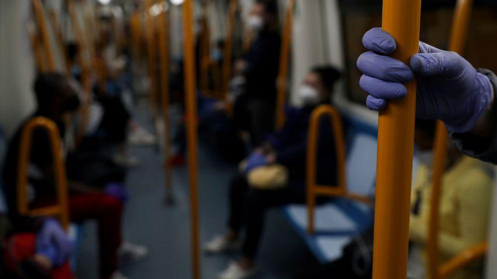 Madrid anuncia refuerzos en el transporte público de cara a las nuevas restricciones