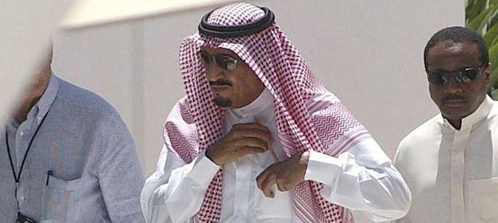 Foto: El Principe saudí, en Marbella en una imagen de 2008. (Efe)