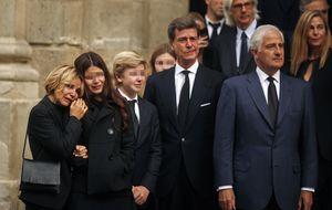 El funeral por Cayetana en Madrid será el 15-D con presencia real