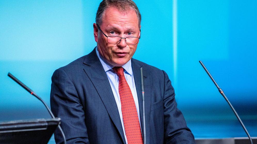 Foto: Nicolai Tangen, CEO. (Reuters)