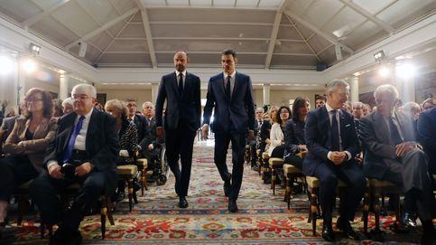 Aznar, Rajoy, Pastor y Garrido se borran del acto de fin de ETA de Moncloa