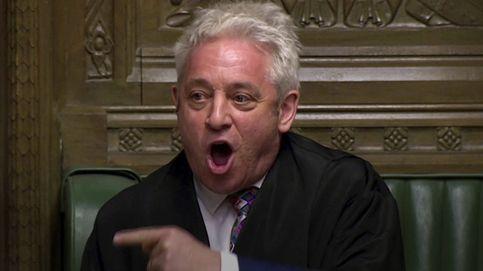 Los mejores momentos de John Bercow, el 'speaker' del Parlamento británico