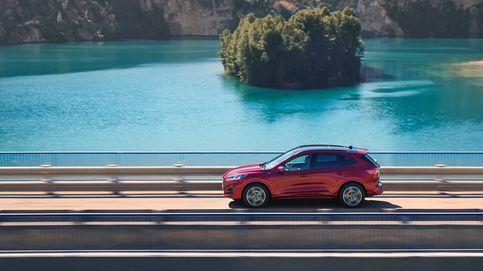 El vehículo más electrificado de la historia de Ford se fabrica en Valencia