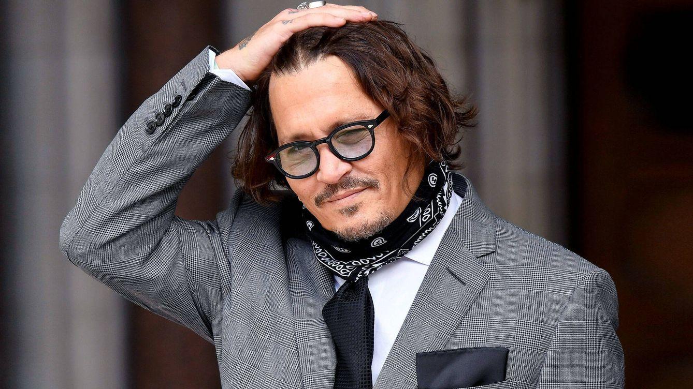 Johnny Depp asegura que Amber Heard le pegó un puñetazo tras perder 750 millones