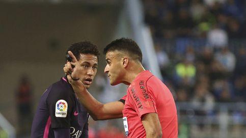 Neymar se perderá el Clásico tras ser sancionado con tres partidos
