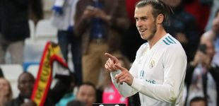 Post de El clavo ardiendo de Bale para que no le despidan del Real Madrid