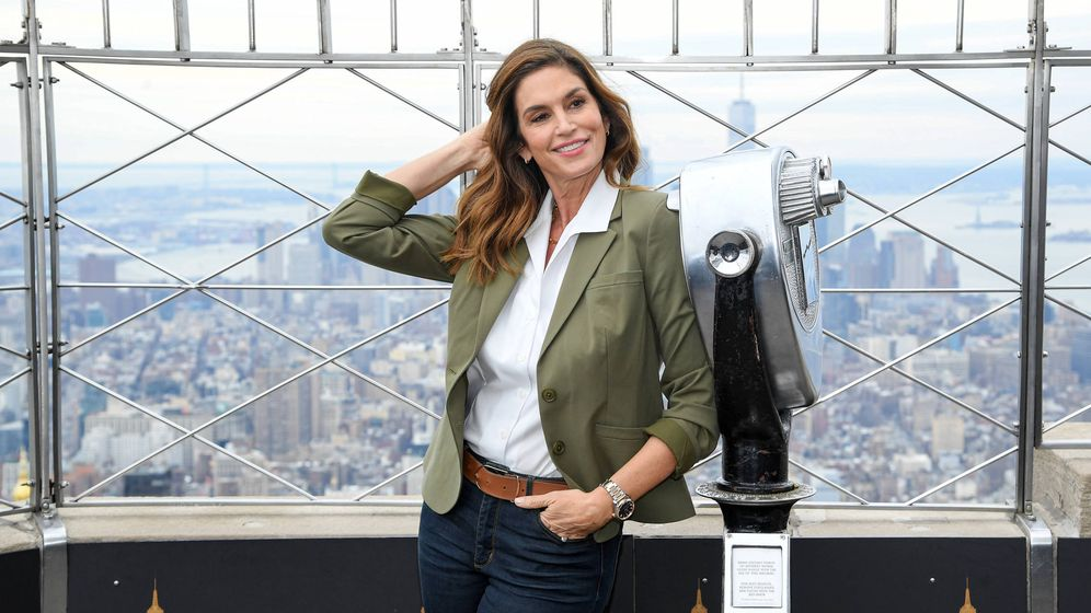 Foto:  Cindy Crawford (Getty Images)