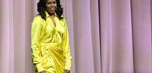 Post de Michelle Obama celebra los 57 con su look más natural y una felicitación presidencial