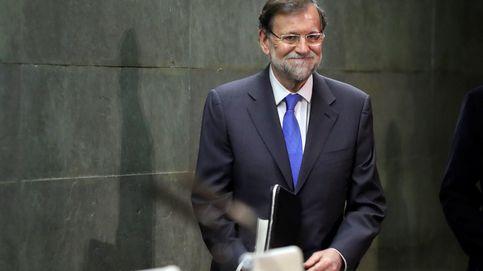 Rajoy bromea sobre su candidatura a presidir la RFEF: En el próximo libro
