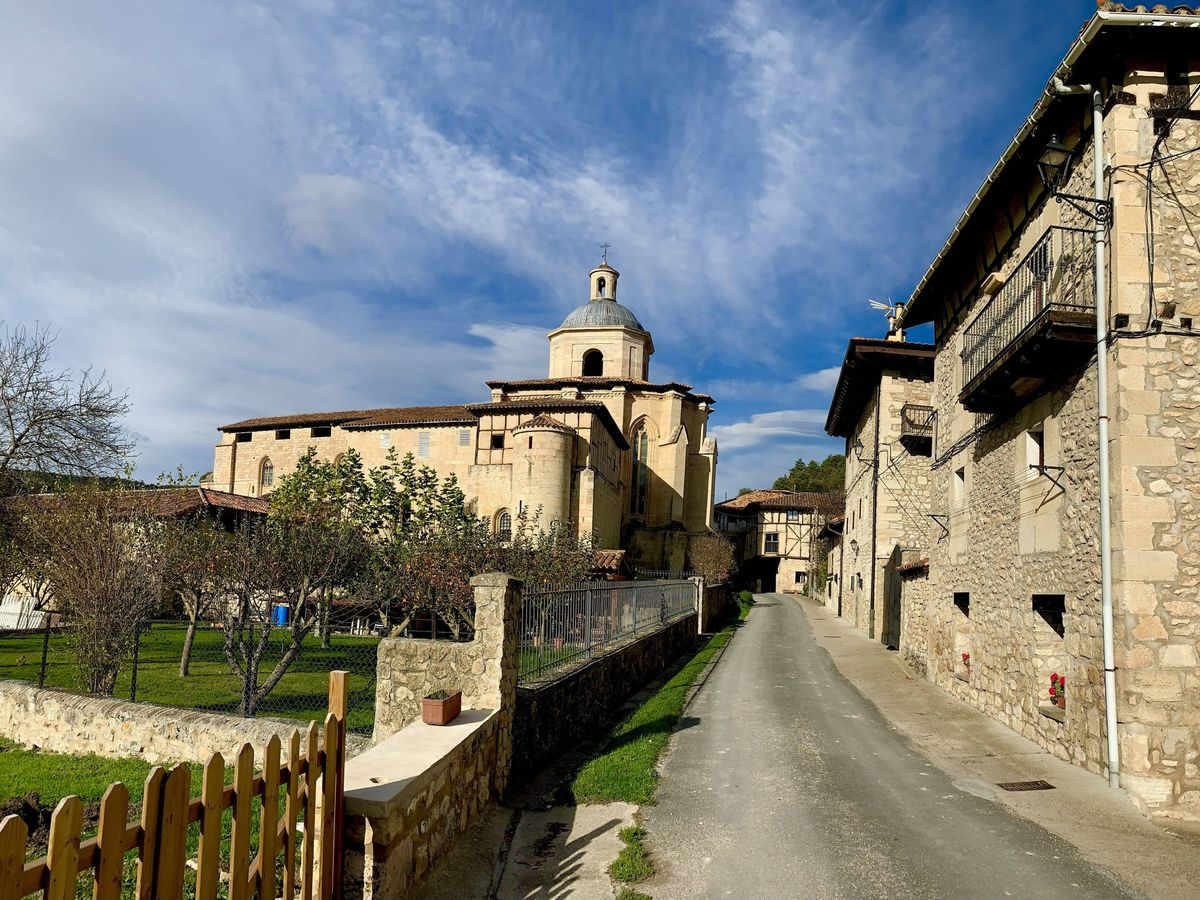 Foto: Foto: Provincia de Burgos, Origen y Destino