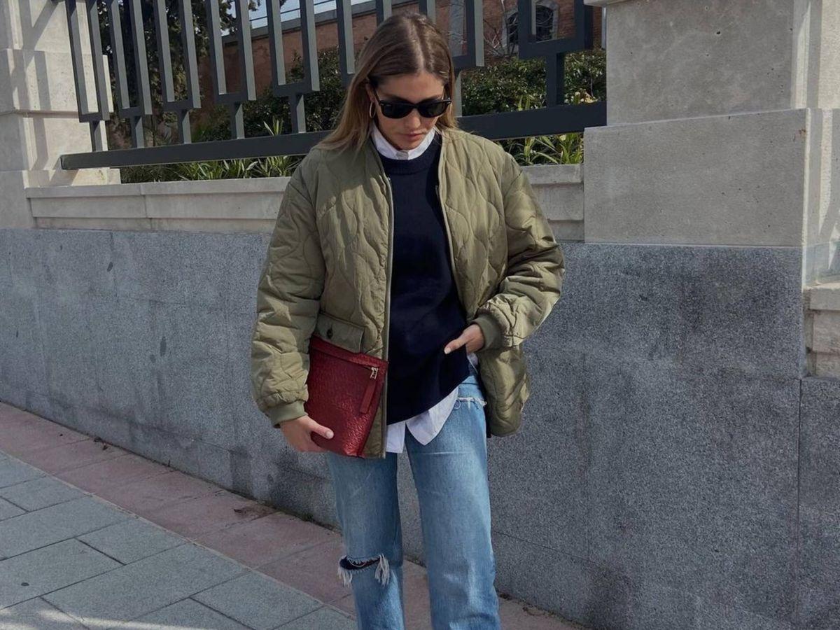 Foto: La chaqueta acolchada que aman las influencers. (Instagram @paucremades)