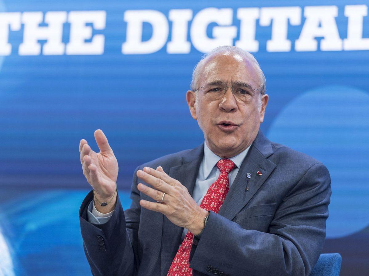 Foto: Angel Gurría, secretario general de la OCDE. (EFE)