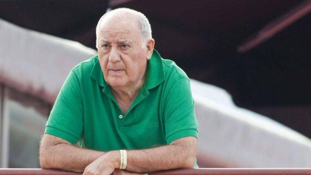 Foto: El empresario Amancio Ortega en una imagen de archivo. (Gtres)