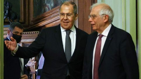 Borrell pide liberar a Navalni y Rusia le recuerda a los presos del 'procés'