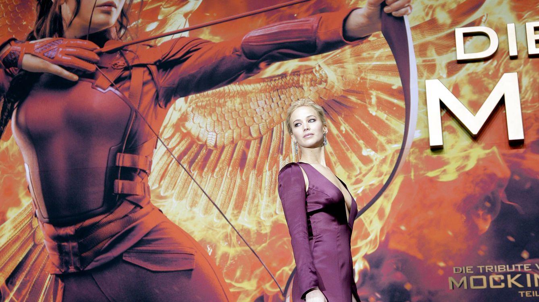 """Las razones por las que Hollywood """"teme por el alma"""" de Jennifer Lawrence"""