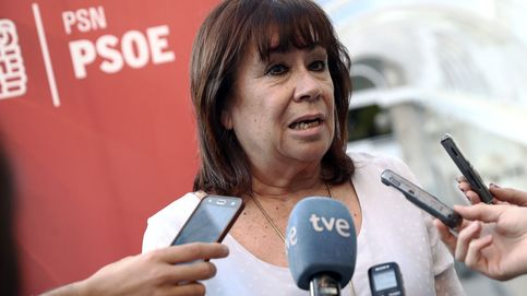 La presidenta del PSOE Cristina Narbona se saltó la ley al evaluar una tesis sin ser doctora