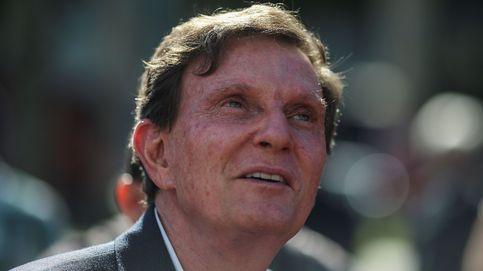 El alcalde de Río de Janeiro es detenido a nueve días de concluir su mandato