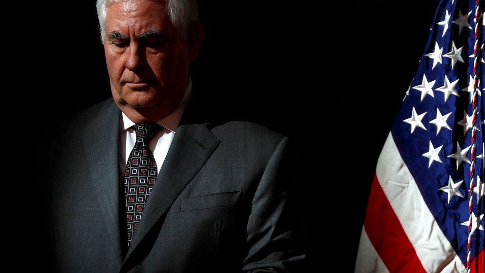 Trump cesa al secretario de Estado Tillerson y le reemplaza por el director de la CIA