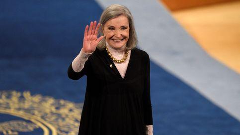 Núria Espert emociona interpretando a Lorca en los Premios Princesa de Asturias