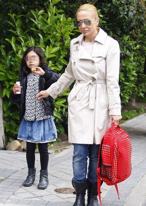 Marta y su hija Paula (I.C.)