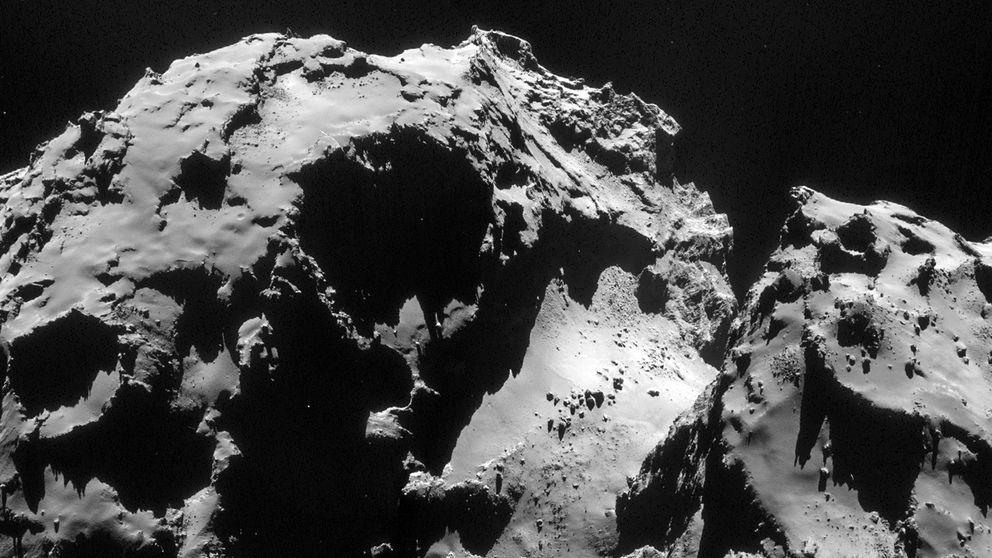 Philae está a la sombra