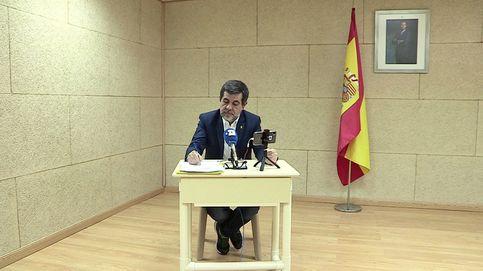 Los presos de JxCAT y ERC pugnan por el voto útil para condicionar a Sánchez