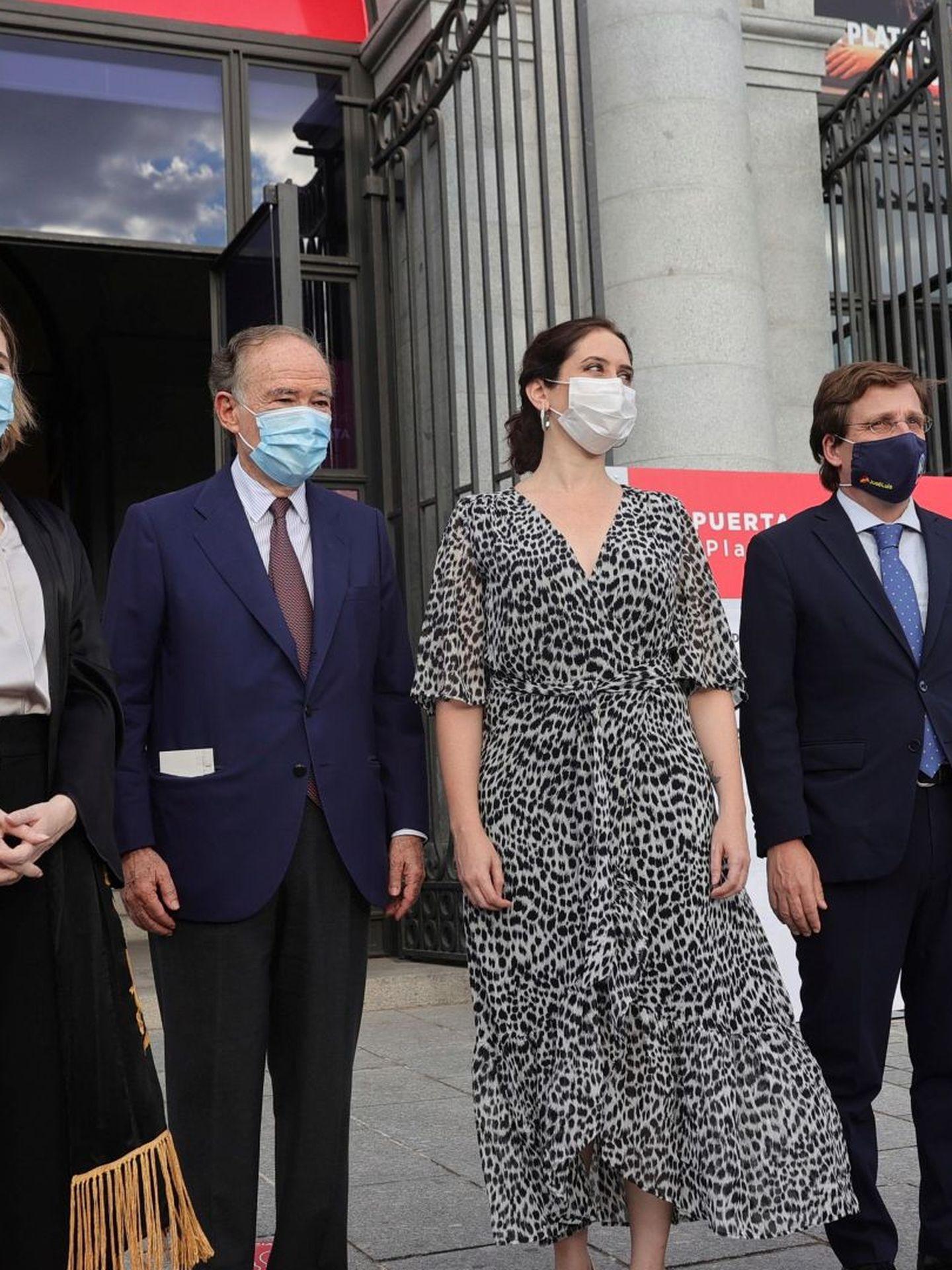 La consejera de Cultura y Turismo de la Comunidad de Madrid, Marta Rivera de la Cruz. (EFE)