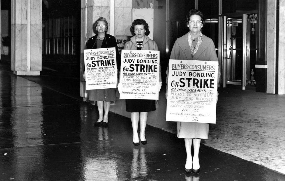 Foto: Huelga de consumo en Georgia (Estados Unidos) en 1962 | Centro Kheel