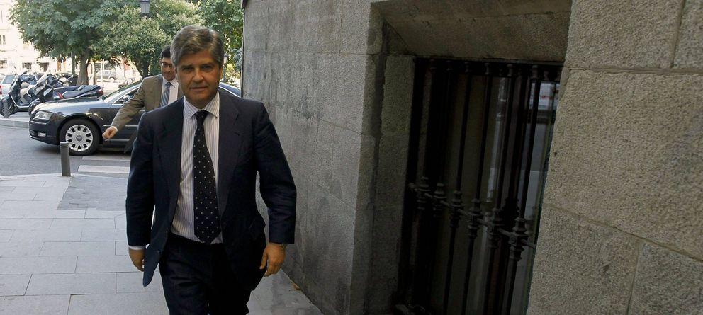 Foto: Fernando Martín, presidente de Martinsa (EFE)