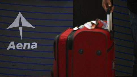 Aena se recupera en el parqué tras el susto gracias al aplazamiento de la huelga