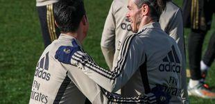Post de El Madrid se lleva a Ramos a Mánchester, aunque no puede jugar, y se deja a Bale