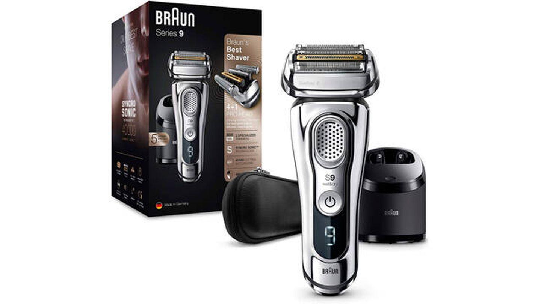 Afeitadora eléctrica Braun 9395cc Series 9