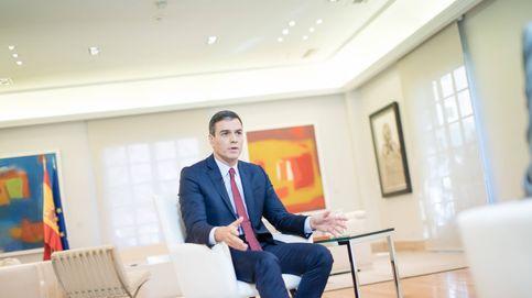 Sánchez: Contemplo todos los escenarios, desde la Ley de Seguridad Nacional al 155