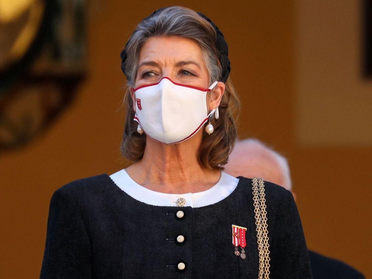 Foto: Carolina de Mónaco, en una imagen de archivo. (Reuters)