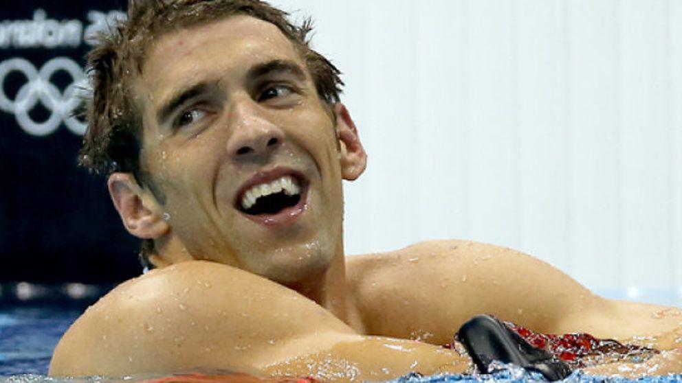 Michael Phelps gana 100.000 dólares jugando al póquer
