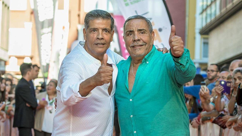 Foto: Los Chunguitos', durante la presentación de 'MasterChef Celebrity'. (RTVE).