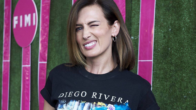 ¿Es Pilar Rubio? ¿Es Georgina? Nieves Álvarez, irreconocible en su última foto