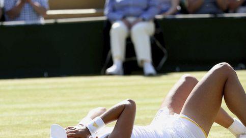 Garbiñe Muguruza hace historia al meterse en cuartos de Wimbledon