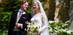 Post de De Amelia Windsor a Pippa Middleton: las peor y mejor vestidas de la boda de Gabriella