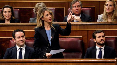 Batet rechaza que se lea el pacto del PSOE con ERC, como pedía Cayetana