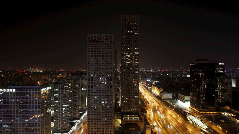 Foto: Edificios del Yintai Centre, en el distrito de los negocios de Beijing. (Reuters)