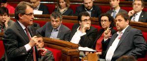 Foto: Las leyes catalanas no amparan la inmersión lingüística en las escuelas del Gobierno de Mas