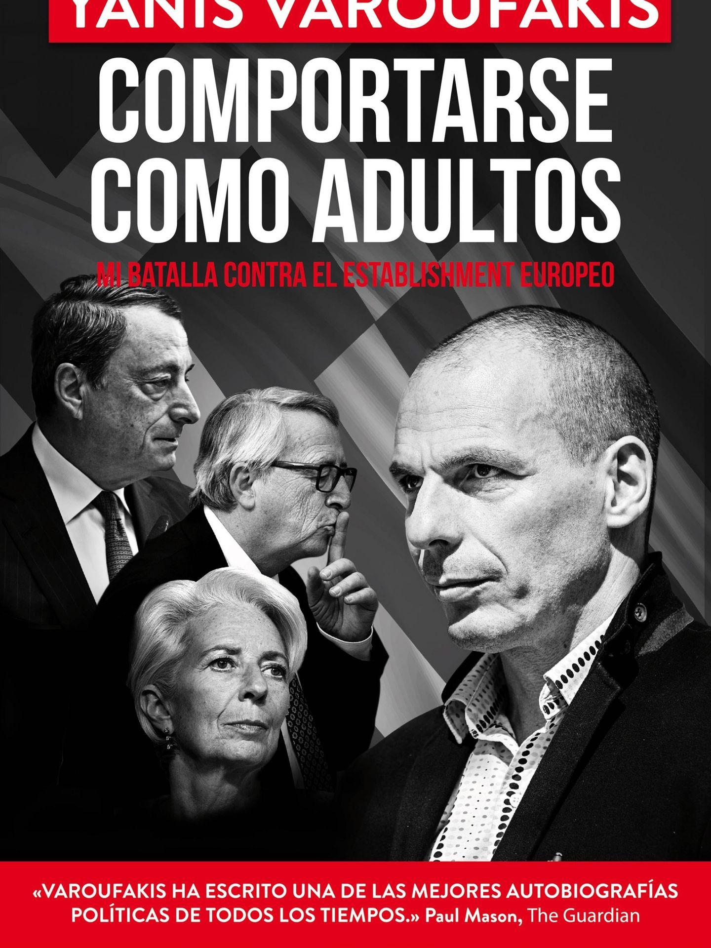 Portada del libro de Yanis Varoufakis.