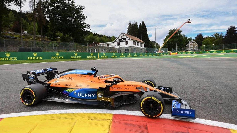 La lluvia que se espera sábado y domingo puede jugar a favor de McLaren frente a Renault y Force India (McLaren)
